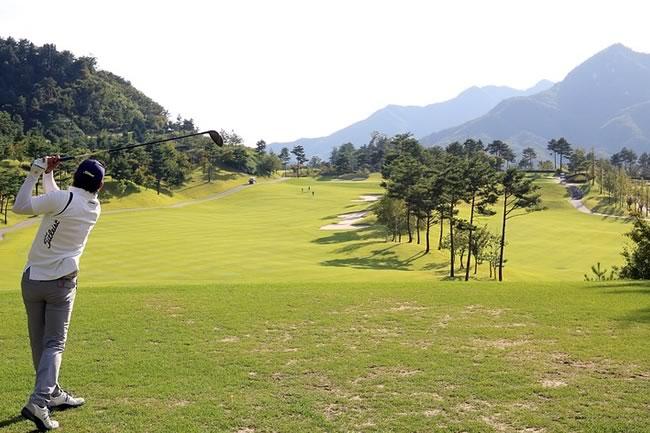 Il golf fa bene alla salute